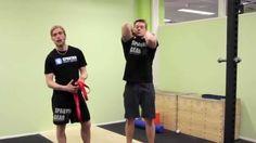Spartan Gear - Rintarangan ja olkapäiden liikkuvuus