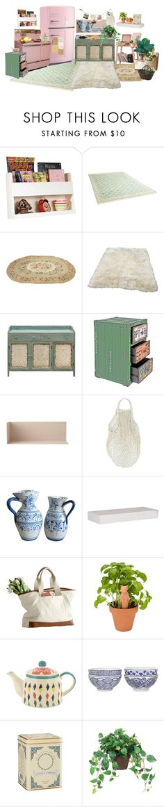 """""""kitchen"""" by sleepyseas ❤ liked on Polyvore featuring interior, interiors, interior design, home, home decor, interior decorating, Warehouse, Dot & Bo, Menu and WALL"""