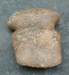 Image Detail for - Native American Carved Stone Axe Head