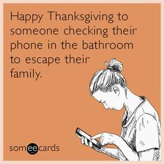 There is always the family member who escapes to the bathroom to play Among Us on their phone. That family member maybe me.
