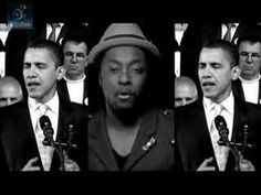 YES WE CAN - Will.i.am & John Legend (Music Video Barack Obama)
