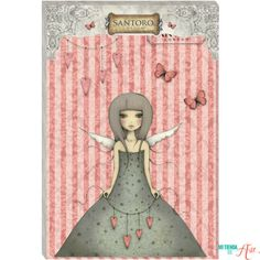 """Sello transparente """"Mariposas"""" Mirabelle 02"""