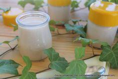 Cocina compartida: Yogurt casero de vainilla y miel ( con o sin lactosa)