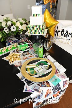Graduation Parties and Beyond with Shutterfly - Entertain | Fun DIY Party Craft Ideas