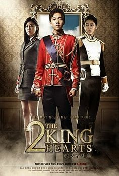 Dicas Doramas: King 2 Hearts (K-Drama) #kdrama #King2Hearts