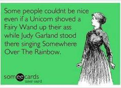 I'd love to shove a fairy wand up someone's ass!!
