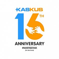 happy the 16th anniversary Kaskus! | Kaskus - The Largest Indonesian ...