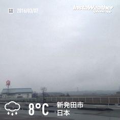 おはようございます! 新しい一週間は雨でスタートです〜(汗
