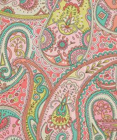 Liberty Art Fabrics Cadbys D Tana Lawn Cotton Paisley Art, Paisley Fabric, Paisley Design, Paisley Pattern, Abstract Pattern, Pattern Art, Pattern Design, Liberty Art Fabrics, Liberty Print