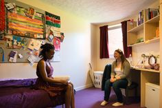 Large en-suite bedroom #AveryHillCampus #UniofGreenwich #Accommodation