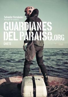 """Anuncio de campaña Teaser """"Guardianes del Paraíso"""". Salvador Fernández, mariscador del #Cantábrico #Costa #VillasMarineras #ParaísoNatural"""