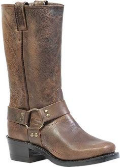 Boulet Women's 12 Inch Motorcycle Boot Style: BT-1072