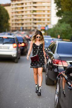 Look Versace da Thassia na MFW_1