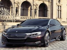French Concept Cars: Citroen Numéro 9 Concept, next DS9?