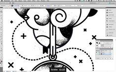 Method & Craft | Custom Vector Textures in Illustrator