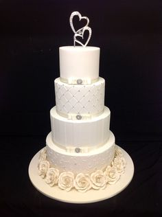 Wedding cakes in ascot vale