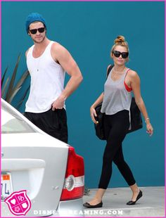 Miley Cyrus And Liam Hemsworth Take Pilates Classes Together