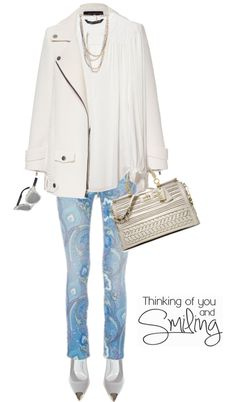 """""""Jeans by ETRO"""" by fashionmonkey1 ❤ liked on Polyvore"""