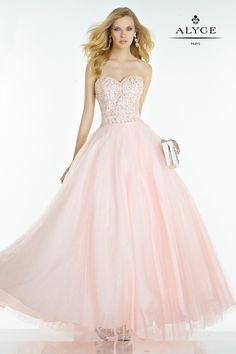 Boutique de robes de bal à 45 minutes de Québec   Alyce Paris   Robe modèle #6609