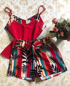 Conjuntos🌻 alfaiataria p m g ❤️ 🌻 #atacado&varejo🌻#moda #look #modagoiania#model #luxo #vestidos #coresradiantes #euusogirassol❤️… African Dresses For Kids, African Fashion Dresses, Short Outfits, Kids Outfits, Summer Outfits, Classy Outfits, Cool Outfits, Jolie Lingerie, Kids Fashion