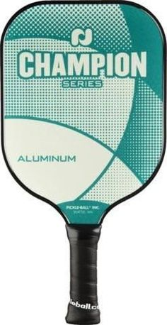 Champion Aluminum Pickle-Ball Paddle (Various Color Options)
