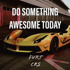 Mansory 4XX Siracusa - DO SOMETHING AWESOME TODAY Something To Do, Motivation, Awesome, Sports, Sport, Daily Motivation, Determination