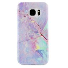 Cotton Candy Marble Samsung S7 Case