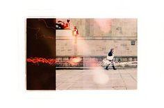 An odd one from near the end of the destroyed roll in my Spotmatic :D Jessops slide film cross processed in C-41 :D #pentax #spotmatic #pentaxspotmatic #jessops #slidefilm #filmisnotdead #ishootfilm #buyfilmnotmegapixels #leeds #streetphotographer #lightpainting #lomography #lomo #thefilmcommunity #film #35mm