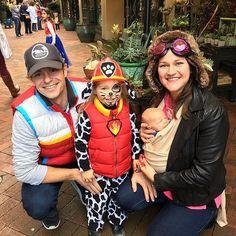 DIY Paw Patrol Family Costume | The Optimista
