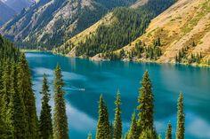 Kolsay Lake- Kasachstan