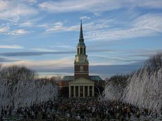 Wake Forest Rolled Quad http://www.payscale.com/research/US/School=Wake_Forest_University/Salary