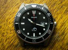 Casio MDV106 Review – Dial
