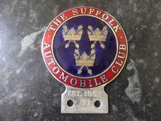 THE SUFFOLK AUTOMOBILE CLUB
