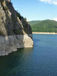 Baraj Vidraru. Romania