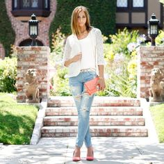Ooh La La Look by Comme Toi and Machine Jeans