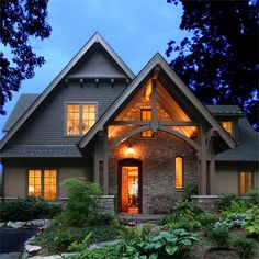 strengthen your exterior design with natural rock siding