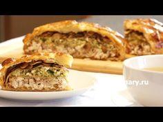 ▶ Рецепт - Картофельная запеканка от http://videoculinary.ru - YouTube and many other recipies