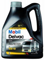 MOBIL DELVAC MX 15W-40  4 LT