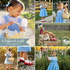 Wizard of Oz Themed child photo session- chicago children photographer
