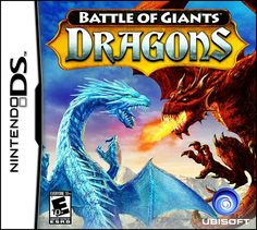 Battle Of Giants Dragons [Español] [NDS] [Eur]