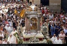 Corpus Christi procession, Málaga