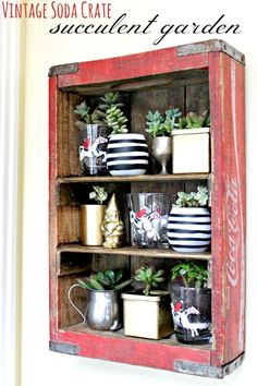 Unusual DIY Shelves