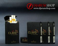 Made from high quality tobacco and carefully selected cloves, Djarum Clavo is one of the best premium Unfiltered Clove Cigarettes.