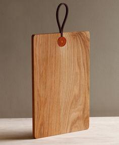 lostine white oak large cutting board
