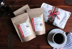 Gift Guide 2016 || Subscription Boxes: The Coffee Lover