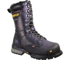 Mens Coulterville Steel Toe Work Boot - Men's - Steel Toe Work Boots - P90342 | CatFootwear