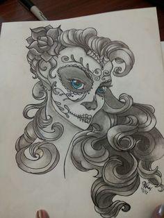 My latest sketch/tattoo design