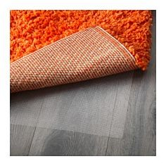 "IKEA - HAMPEN, Rug, high pile, 4 ' 4 ""x6 ' 5 "", , Durable, stain resistant and easy to care for since the rug is made of synthetic fibers.The high pile makes it easy to join several rugs, without a visible seam."