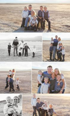 family photography, family of 6, family poses, candid, what to wear, all boys
