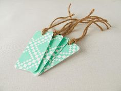 Letterpress Gift Tags | LETTERS LUBELL {Eco-Chic Letterpress Stationery}